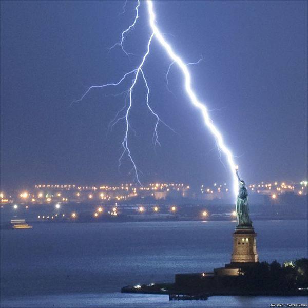 Lightening and Liberty