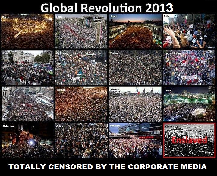 revolution of peace