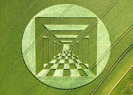 cropcircle thehalls