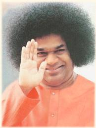 Sai Baba - Envoy from India to Perth to deliver a message to me in person