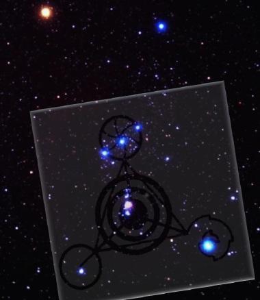 Orion Tetrahedron