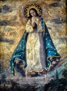 Star cloak Mary