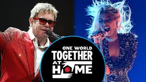 Lady Gaga, Elton John and more big stars come together for 'at ...