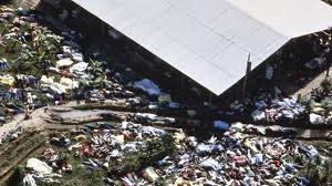 Jonestown massacre: Why 918 Americans died by poisoning in a remote jungle